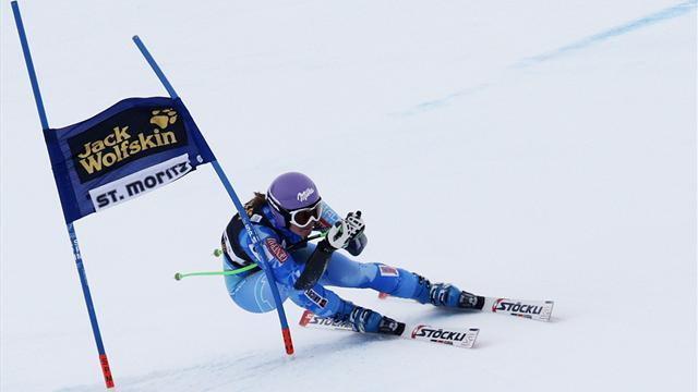 World Championships - Women's Super Combined: LIVE