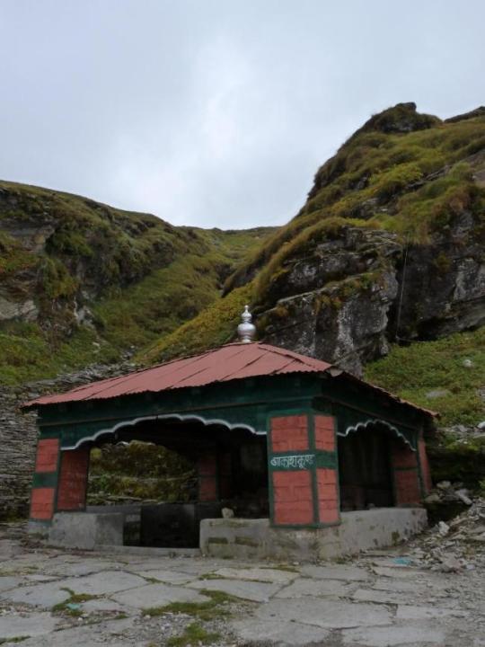 Akashkund at Tungnath