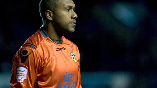 Football - Keeper Brown leaves Dons