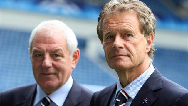 Ex-Rangers chief rejects 'financial doping'claims