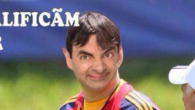 Adrian Mutu banned from Romania squad after comparing coach to Mr Bean