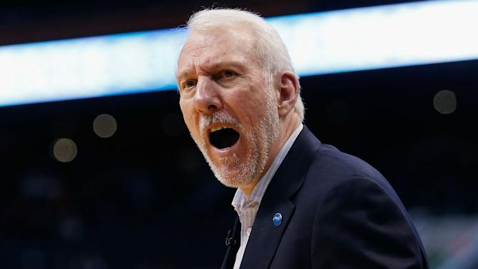 Gregg Popovich wants NBA to adopt stiffer fines for sideline behavior