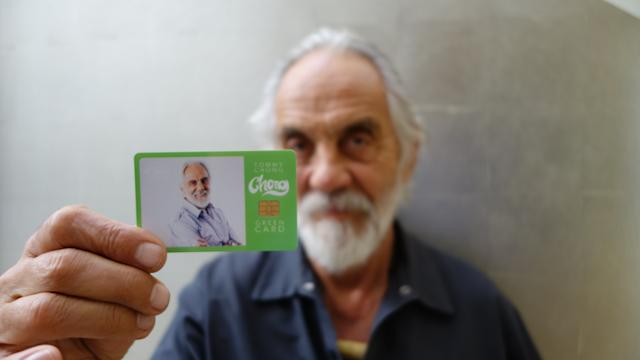 Tommy Chong's solution for pot's banking problem