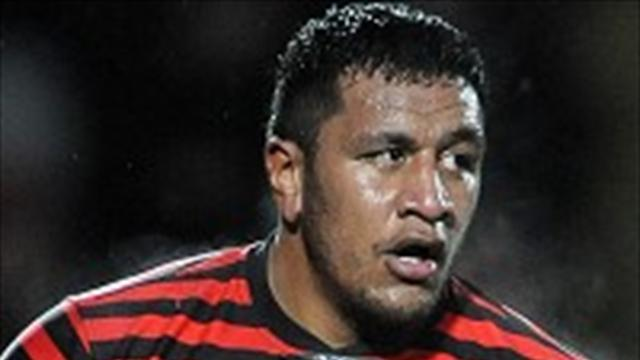 Rugby - Sarries boosted by Vunipola brace