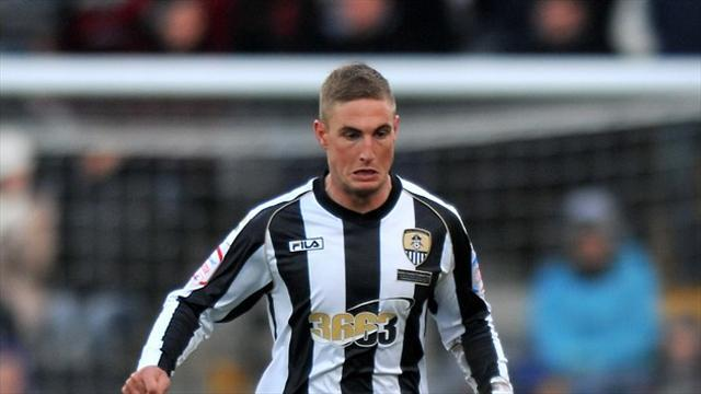 Football - Liddle blow for Magpies