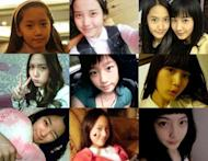 Idol stars' photos before debut revealed