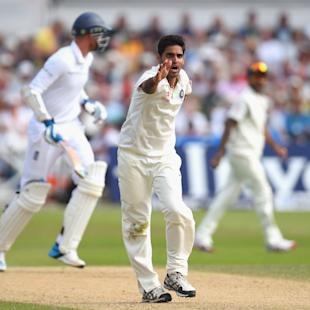 1st Test Live: India get counter-attacking Broad