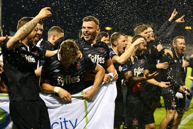 'The club was on its knees and nobody shed a tear – now we're back-to-back champions'