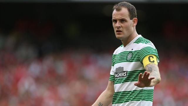 Scottish Premiership - Lennon backs under-fire Stokes and Griffiths
