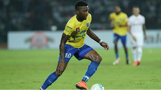 Indian Super League: NorthEast United 1-0 Kerala Blasters - Katsumi Yusa strike wins it for Highlanders