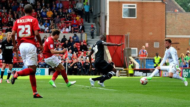 Nottingham Forest maintain unbeaten start