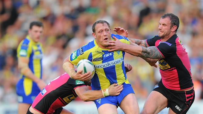 Rugby League - Ben Westwood Filer
