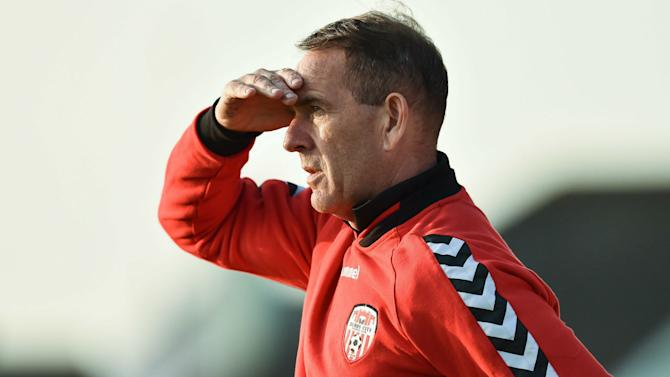 Derry City extend Kenny Shiels contract