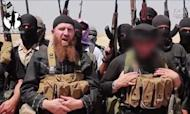 Red-Bearded Chechen Fighter Is Face Of ISIS