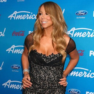 Mariah Carey Accused Of 'Lip-Synching' On American Idol Finale