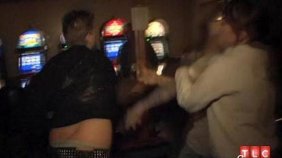 Gypsy Bar Fight
