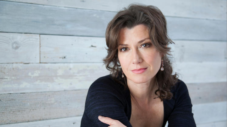 "This undated publicity photo provided by Capitol Christian Music Group shows singer Amy Grant. The Grammy-winning Christian recording artist's ""How Mercy Looks From Here"" will be available May 14. (AP Photo/Capitol Christian Music Group, Jim Wright)"