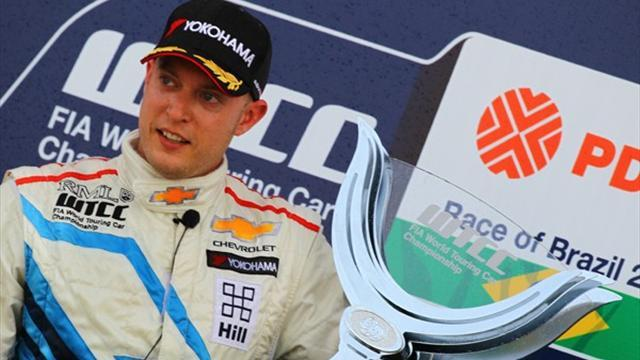 WTCC - Huff to defend title with ALL-LINKL