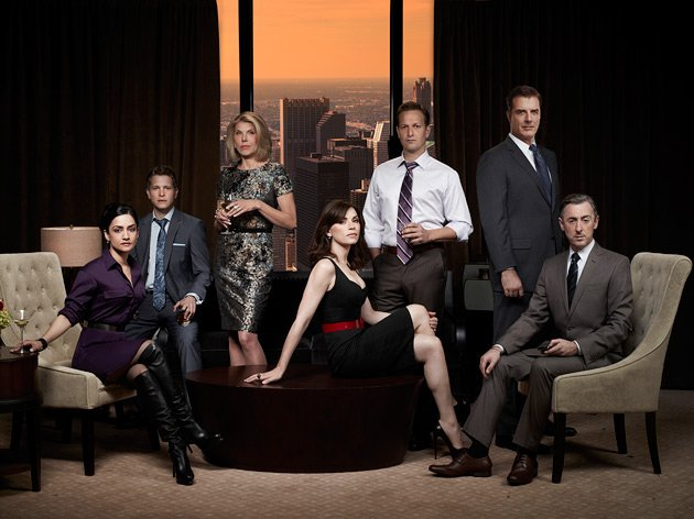 The Good Wife Season 3 Cast