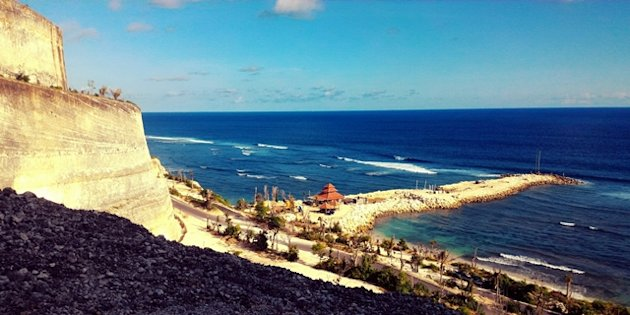 Bali's beaches attract millions of tourists each year