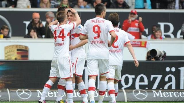 Bundesliga - Stuttgart dent Freiburg hopes with another win