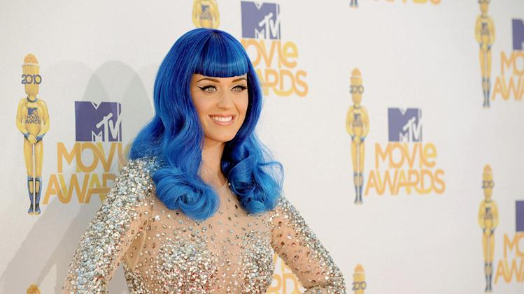 Katy Perry MTV Awrds