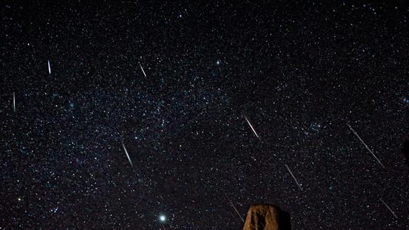 Ursid Meteor Shower Peaks Saturday