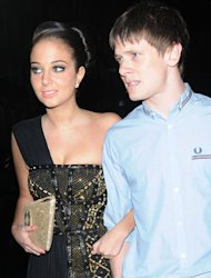 Tulisa Contostavlos splits from Jack O'Connell