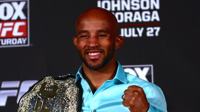 Demetrious Johnson Makes Quick Turn to Defend Belt in UFC 177 Co-Main Event