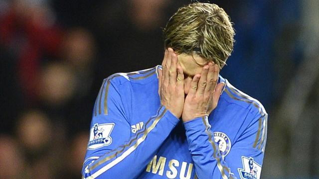 Premier League - Paper Round: Torres to be replaced by goal-shy striker