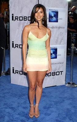 Roselyn Sanchez at the Los Angeles premiere of Twentieth Century Fox's I, Robot