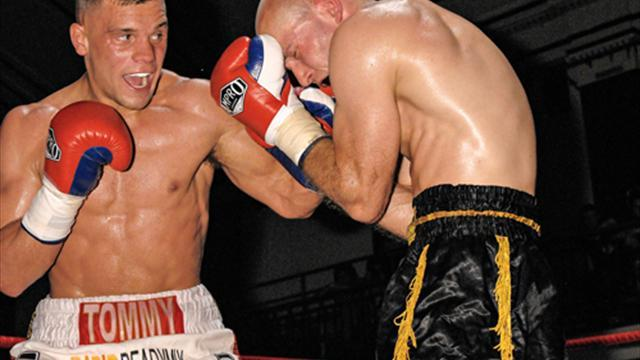 Boxing - Boylan sits pretty with Masters win