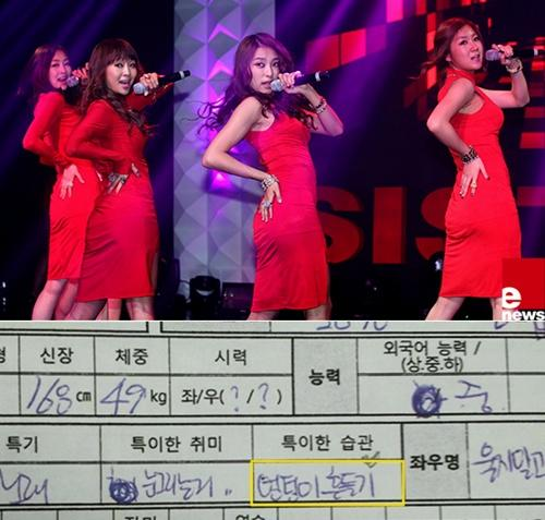 SISTAR′s Soyou Reveals Her Unusual Habit and Hobby