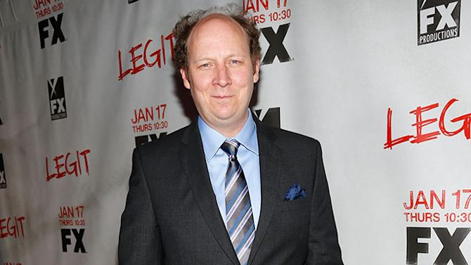 "Screening Of FX's New Comedy Series ""Legit"" - Red Carpet: Dan Bakkedahl"