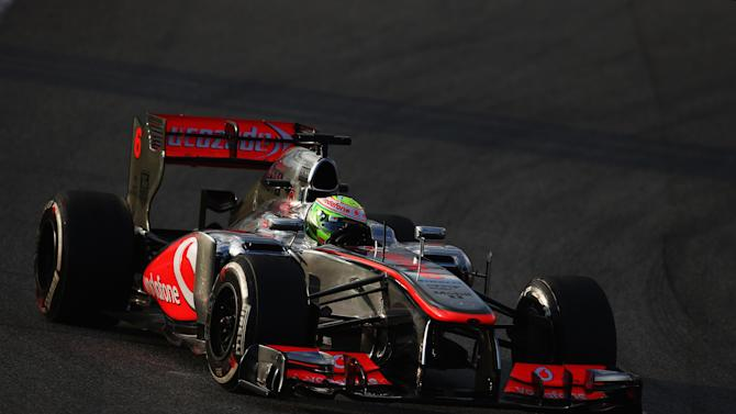 F1 Testing in Barcelona - Day One