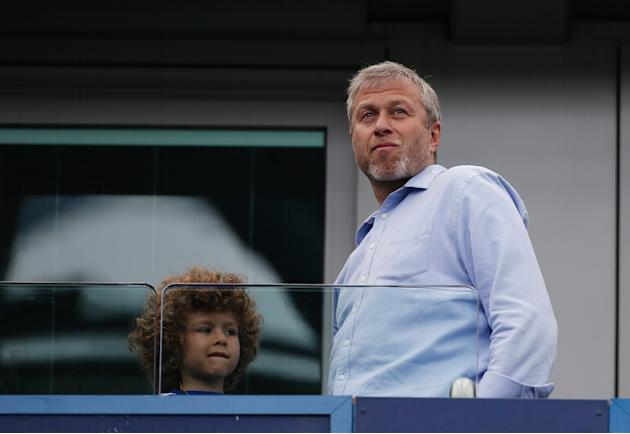 Chelsea's Russian owner Roman Abramovich hired Jose Mourinho twice, in 2004 and 2013, and watched him become the club's greatest manager over his two spells at the helm