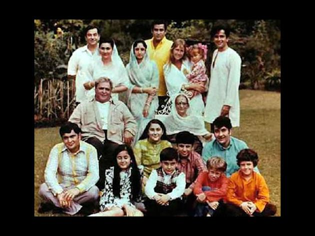bollywood families