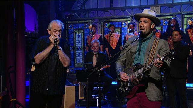 "Ben Harper with Charlie Musselwhite - ""We Can't End This Way"""