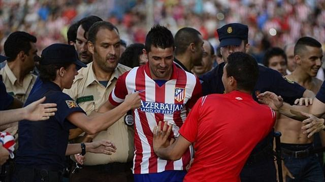 Liga - 'Atleti strong enough for 2013-14'