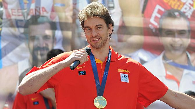 Pau Gasol may not play for Spain in Rio Olympics for fear of Zika virus