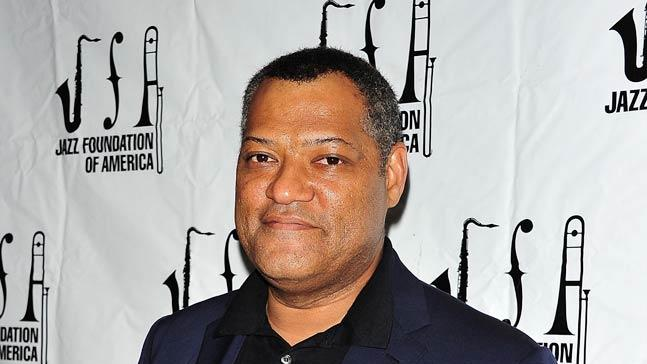 Laurence Fishburne Night In Harlem