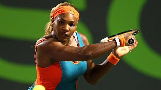 French Open - Serena peaking in time for Roland Garros, says Evert