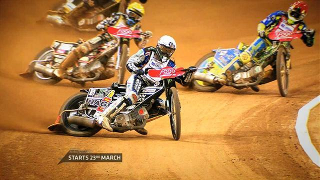 Speedway - Countdown to the New Zealand Grand Prix