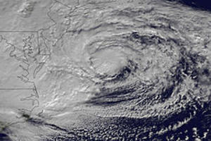 Hurricane Sandy's Rainfall Decoded Via CrowdSourcing