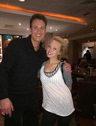 Gary Lucy followed in the footsteps of Jorgie Porter and went out of Dancing on Ice 2014 on his first appearance