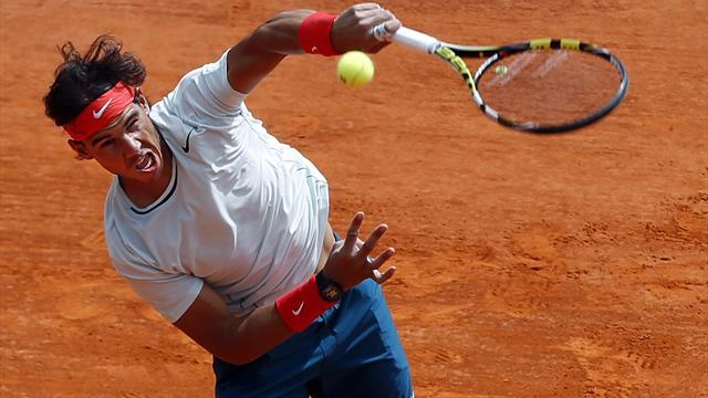 French Open - Vulnerable Nadal needs to find form against flashy Fognini