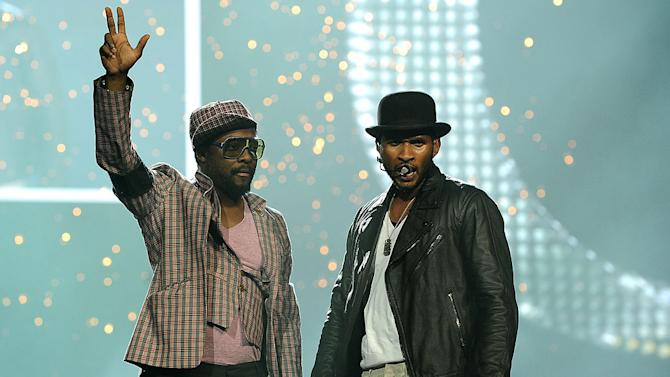 Will I Am Usher E Party
