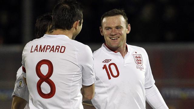 World Cup - Rooney uncertainty impacts England