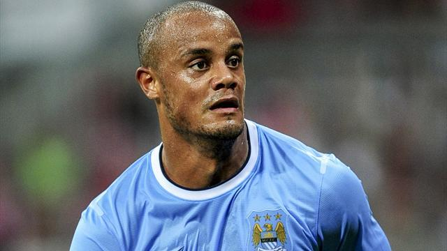Premier League - Kompany: Manchester City quadruple purely a matter of time