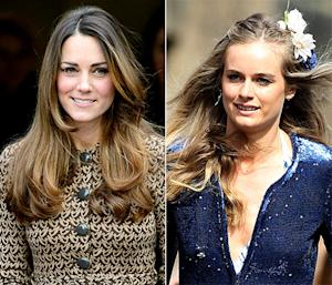 "Kate Middleton and Prince Harry's Girlfriend Cressida Bonas ""Aren't a Natural Fit,"" But Duchess Is Supportive"